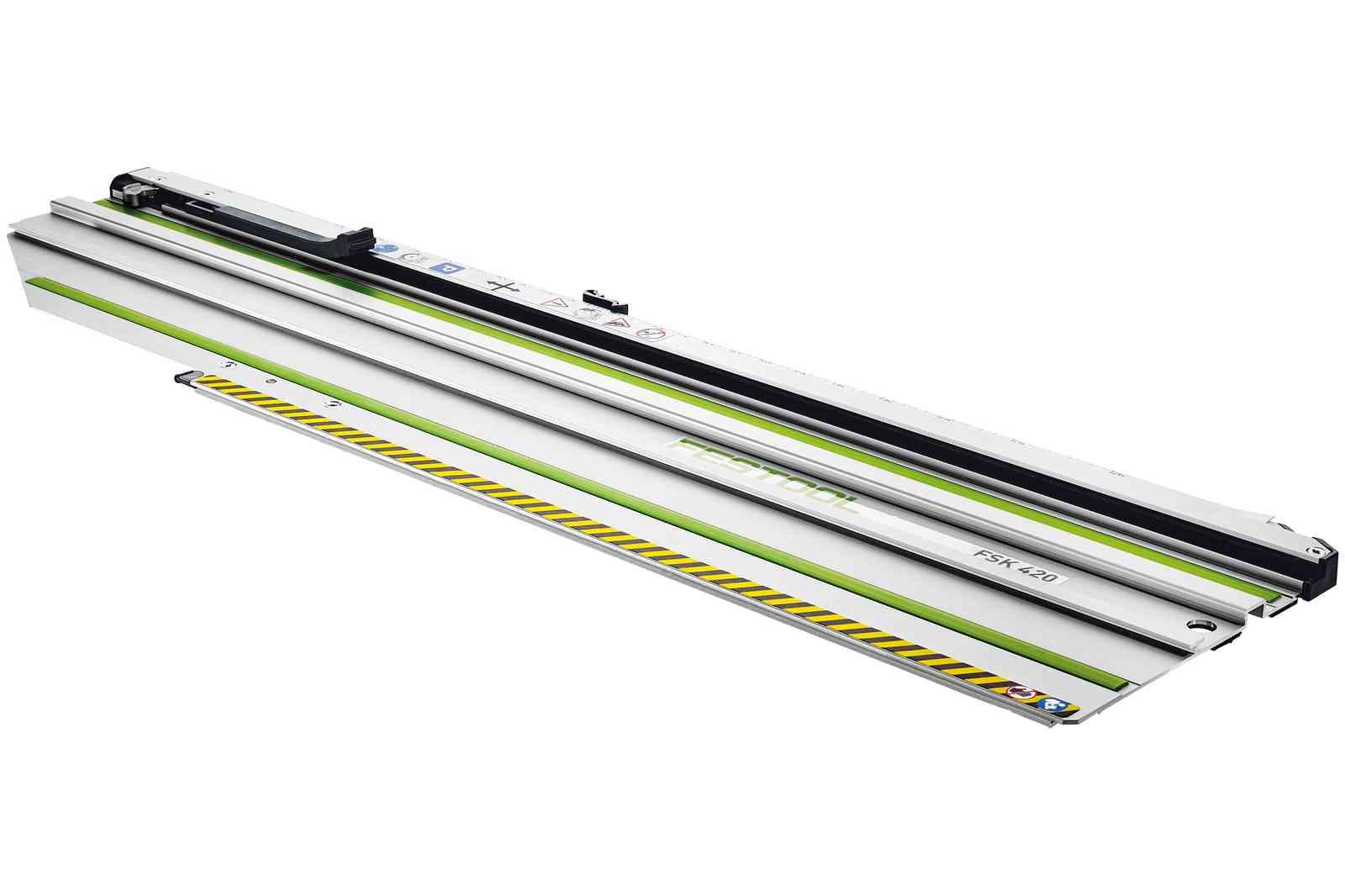 Rail de mise à longueur FESTOOL FSK 420