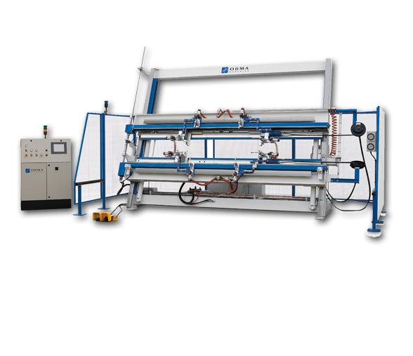 ORMA Futura CNC neuve