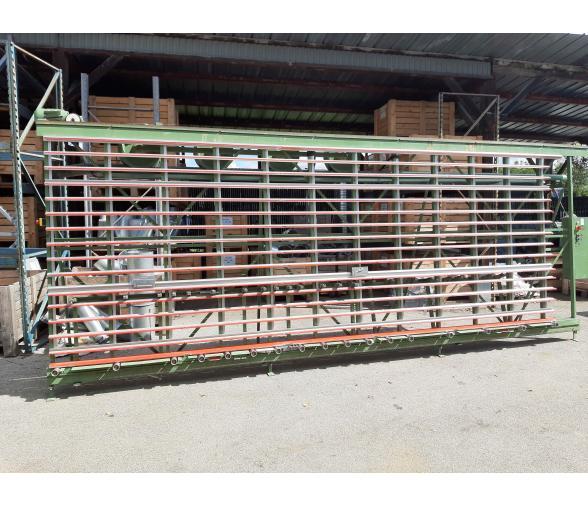 Scie à panneaux STRIEBIG Automat II 6220