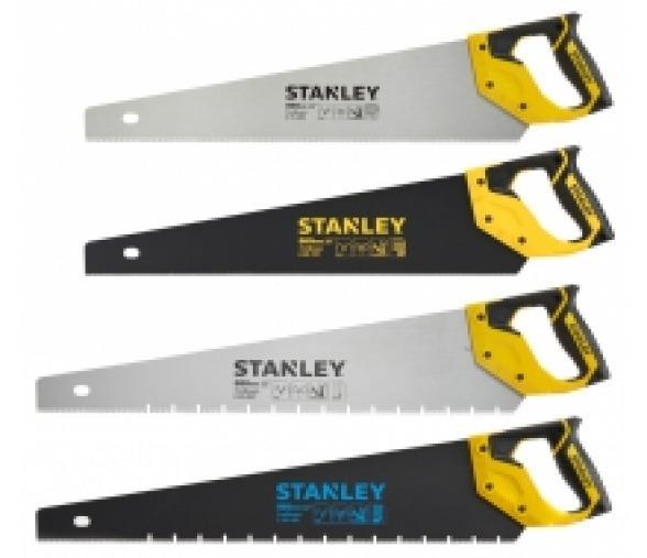 Scie égoïne STANLEY Jet-Cut fine 380mm