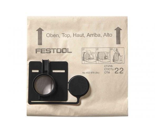 Sac filtre FIS-CT 33/5