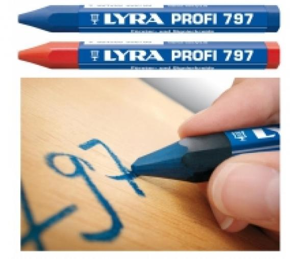Craie industrielle forestière LYRA 797