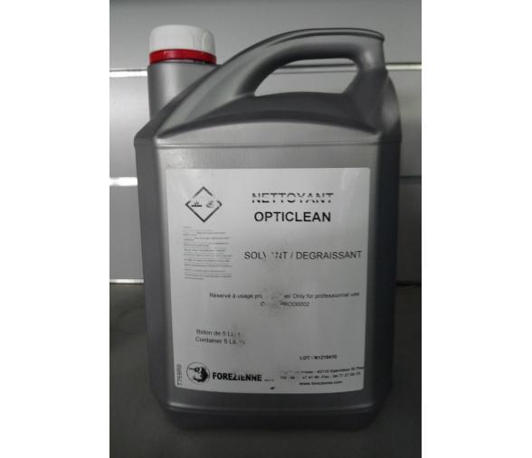 Nettoyant outillage OPTICLEAN (bidon 5L)