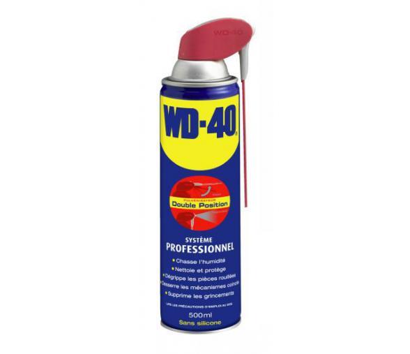 Dégrippant WD-40 (Aérosol Smart 500 ml)