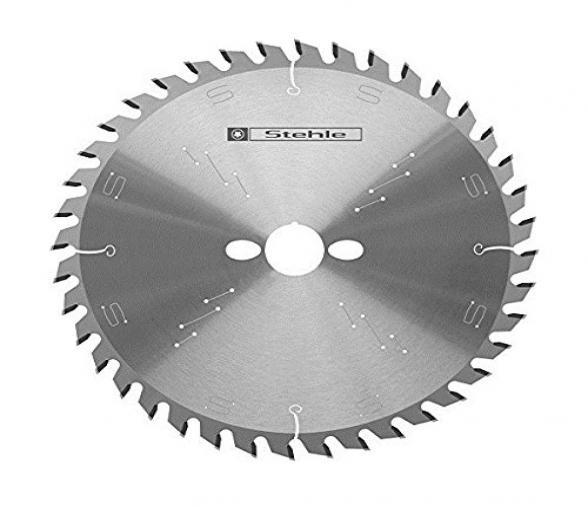 Lame de scie circulaire Diam.300 - Ep.3.2 - Al.30 - Z=96TR-F