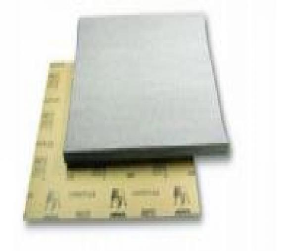 Paquet de 50 feuilles abrasives 230x280mm MIRKA CARATFLEX P120