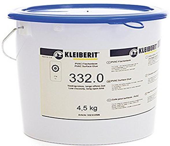 Seau de 4,5Kg colle blanche vynilique D2 332.0 (prise lente)