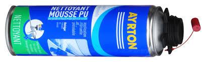 Aérosol 500ml de nettoyant pour mousse expansive polyuréthane