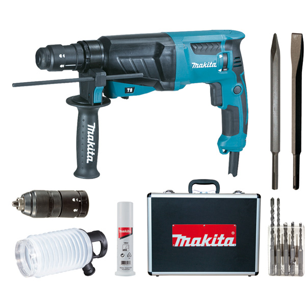 Perfo-burineur MAKITA SDS-Plus 720W 23 mm